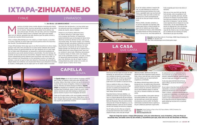 Ixtapa – Zihuatanejo 1 viaje 2 paraísos