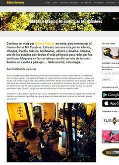 México Mágico en moto: Las Mil Cumbres