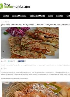 ¿Dónde comer en Playa del Carmen? Algunas recomendaciones