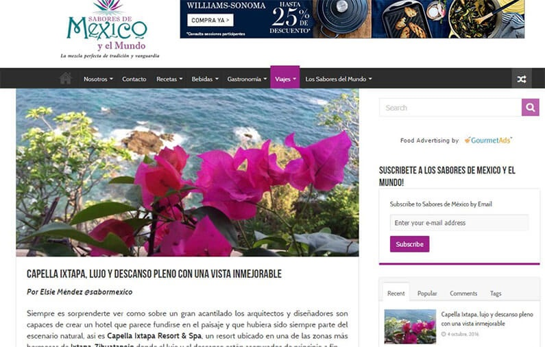 Capella Ixtapa, lujo y descanso pleno con una vista inmejorable