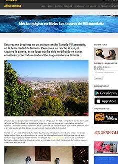México mágico en Moto: Los tesoros de Villamontaña