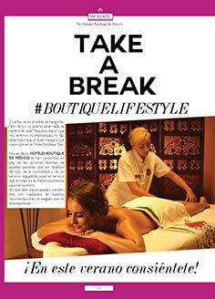 Take a Breake #Boutiquelifestyle