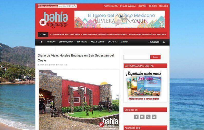 Diario de Viaje: Hoteles Boutique en San Sebastián del Oeste