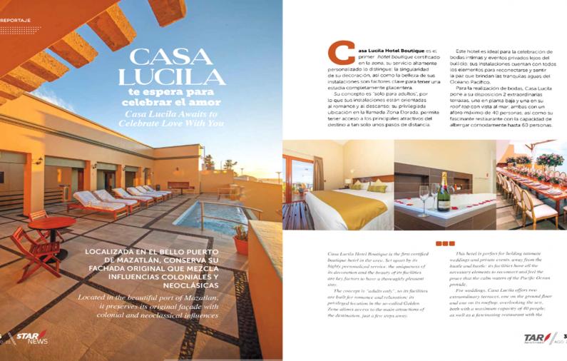 Casa Lucila te espera para celebrar el amor