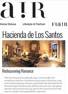 Hacienda de los Santos, Rediscovering Romance