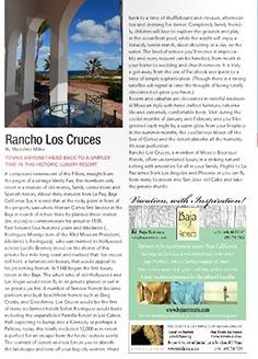 Mexi – Go! Rancho Las Cruces