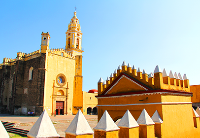 Discovering Cholula and Puebla