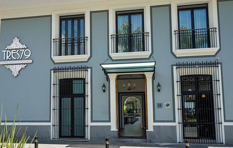 Hotel Tres 79, el primer hotel boutique certificado en Orizaba