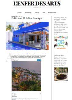 Patio Azul Hotelito Boutique