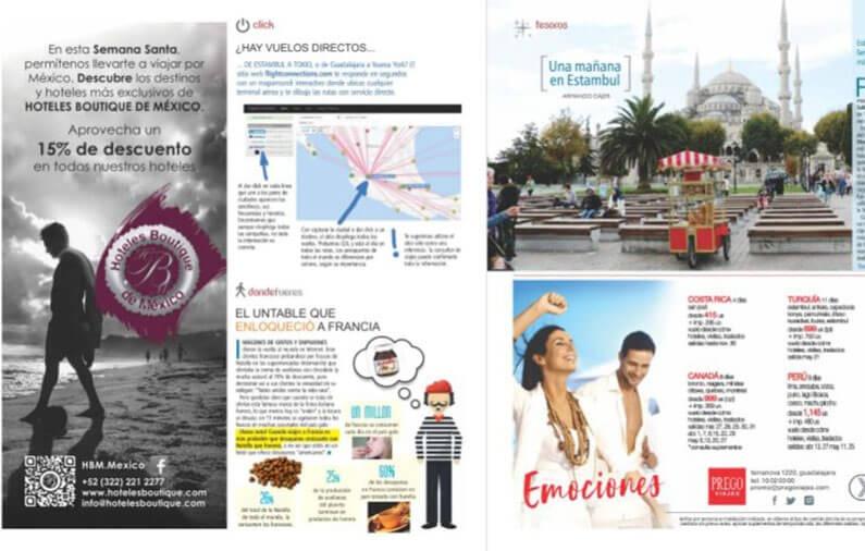 Revista Travelier – Edición 40
