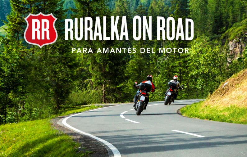 Descubra España de una forma diferente, ¡en moto!