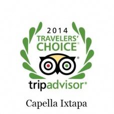 Capella Ixtapa Traveler's Choice 2014