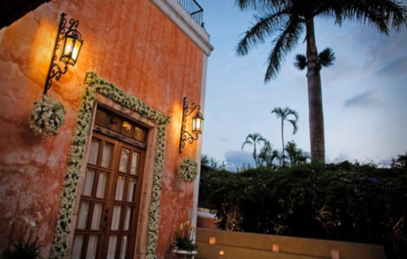 Hacienda Xcanatún, el lugar ideal para decir «Acepto»