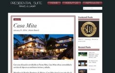 Casa de Mita – Presidential Suite Travel & Luxury