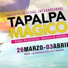 FESTIVAL INTERNACIONAL TAPALPA MÁGICO – GLOBOS AEROSTÁTICOS