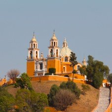 Getting to know Cholula on foot