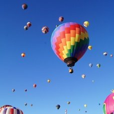 TAPALPA MÁGICO INTERNATIONAL FESTIVAL – HOT AIR BALLOONS