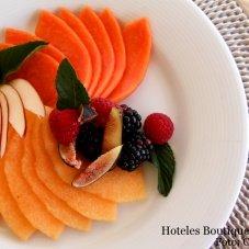 Los Mejores Desayunos—incluidos en la tarifa.