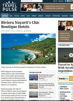 Riviera Nayarit's Chic Boutique Hotels