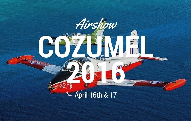Airshow Cozumel 2016