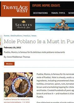 Mole Poblano Is a Must in Puebla