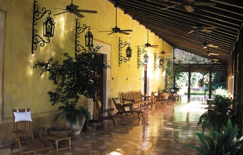 Hacienda Xcanatún… sofisticación y exclusividad