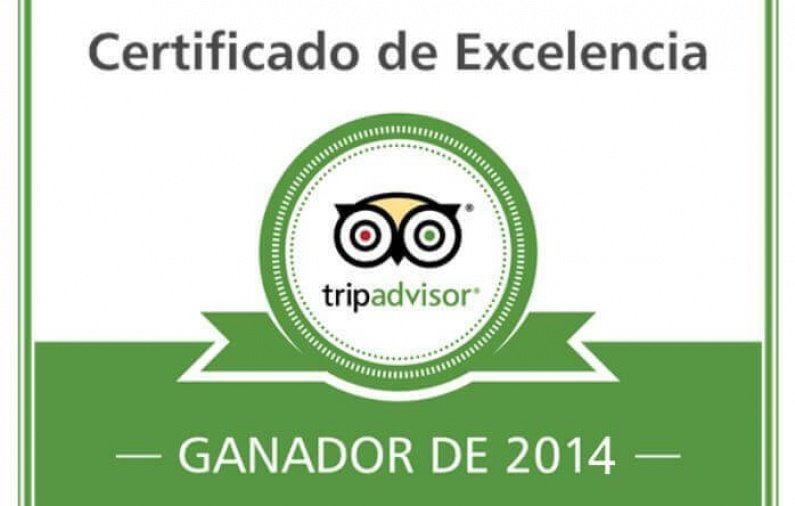 Traveler's Choice 2014: Hacienda de los Santos