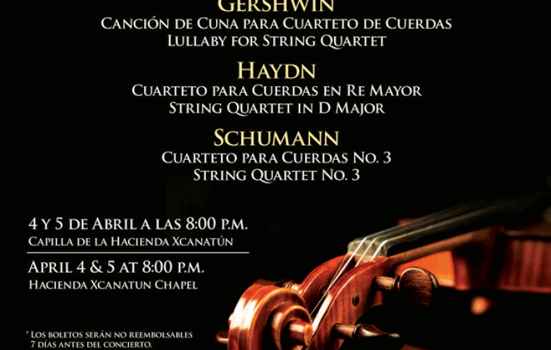 Gerswhin, Haydn & Schumann in Merida