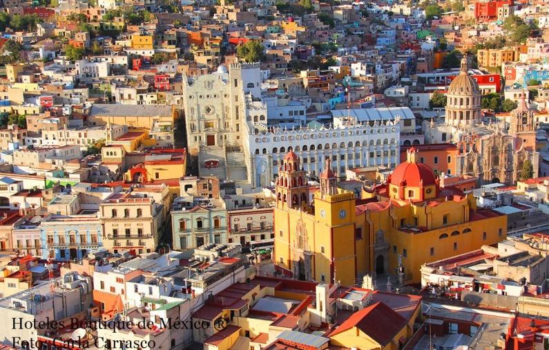 Discovering Guanajuato
