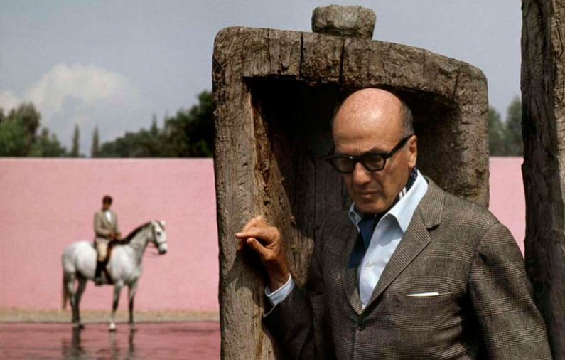 Touring Guadalajara with Luis Barragán