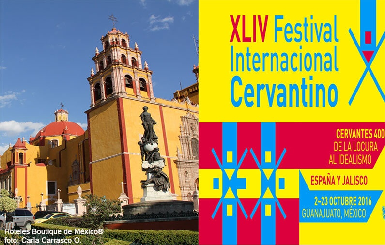 De la locura al idealismo «Festival Internacional Cervantino 2016»