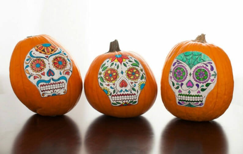Day of the Dead and Halloween, two millenarian traditions