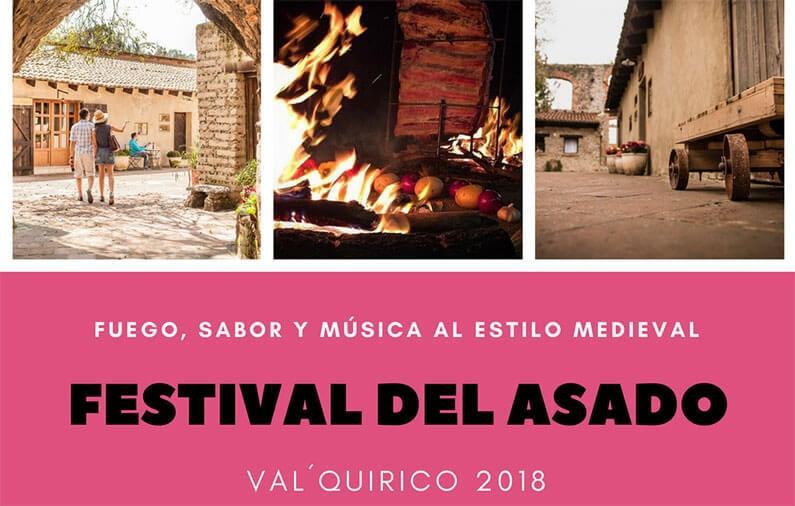 Fuego, sabor y música al estilo medieval