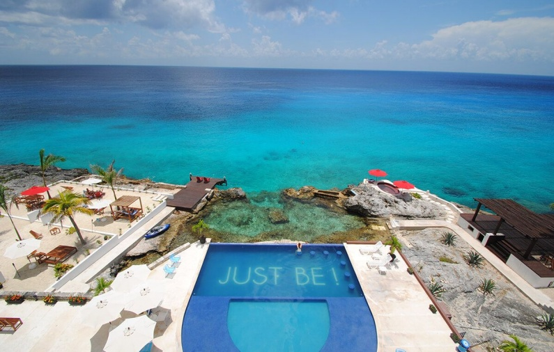 Just Be! Hotel B Cozumel Newest Member at MBH