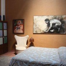 Art in Queretaro: La Casa del Atrio