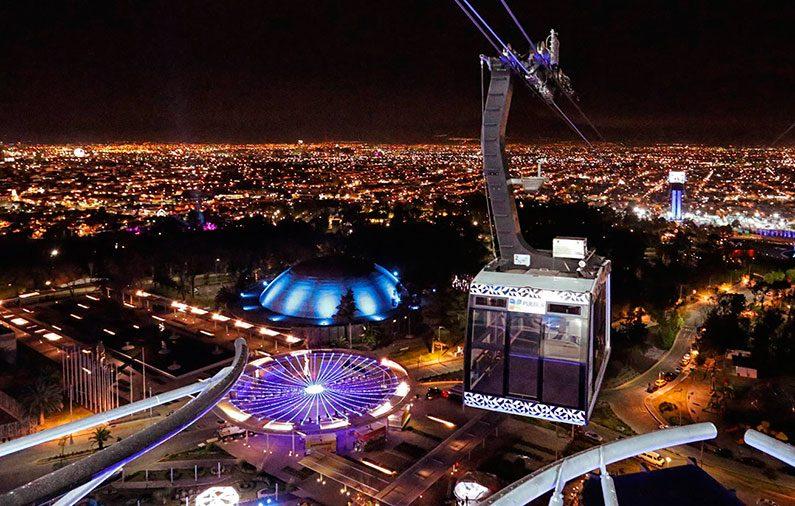 ¡México desde las alturas! los teleféricos más populares del país
