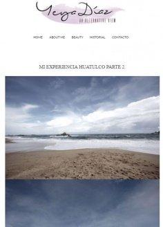 MI EXPERIENCIA HUATULCO PARTE 2.