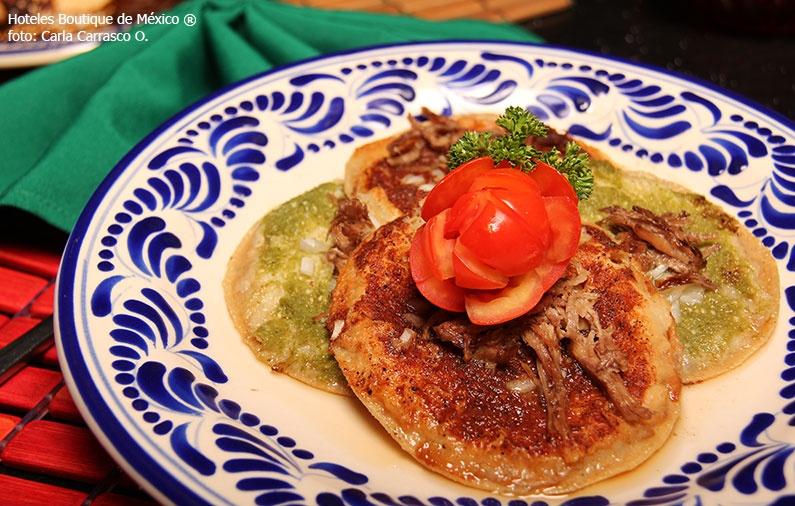 Novedosas recetas de antojitos mexicanos