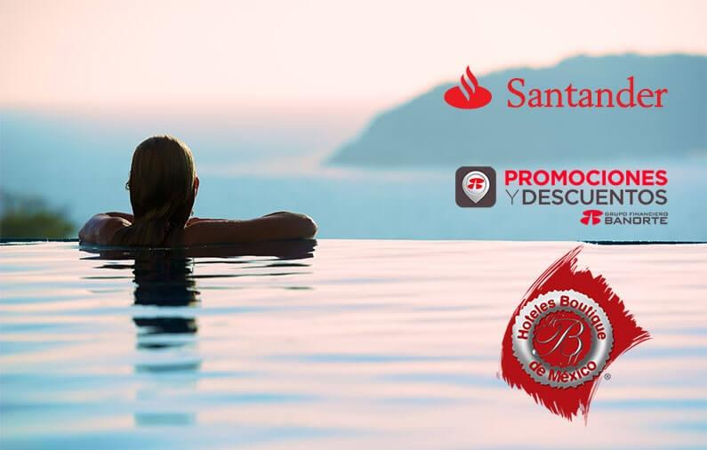 Ofertas especiales para clientes Santander y Banorte