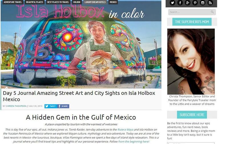 A Hidden Gem in the Gulf of Mexico – Isla Hobox