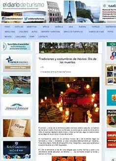 Tradiciones y costumbres de México: Día de los muertos