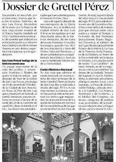 Dossier de Gretel Pérez