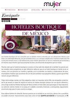 Escápate – Hoteles Boutique de México