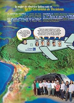 Lo mejor de America Latina está en la IV Caravana de Occidente