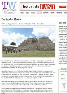 The Heart of Mexico
