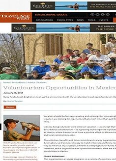 Voluntourism Opportunities in Mexico