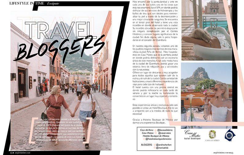 Travel Bloggers en Querétaro