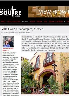 Villa Ganz, Guadalajara México