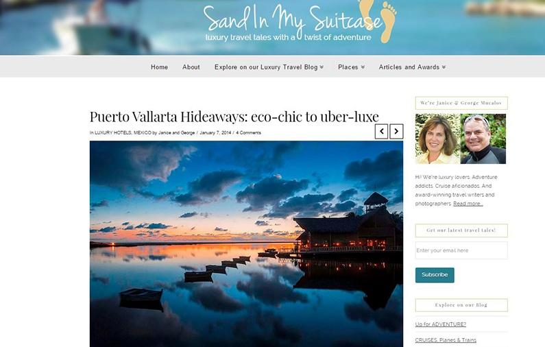 Puerto Vallarta Hideaways: eco-chic to uber-luxe