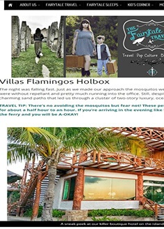 Mexico´s secret paradise, Isla Holbox